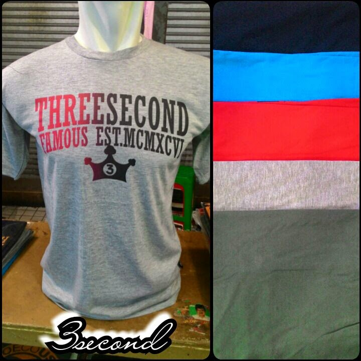 kaos 3second, kaos 3 second, harga kaos 3second, kaos three second, kaos 3second murah, 3 second distro online, baju 3second, 3second distro, 3 second distro bandung, kaos distro 3second, distro 3 second,
