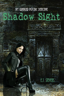 Shadow Sight (Ivy Granger, Psychic Detective #1) by E.J. Stevens urban fantasy