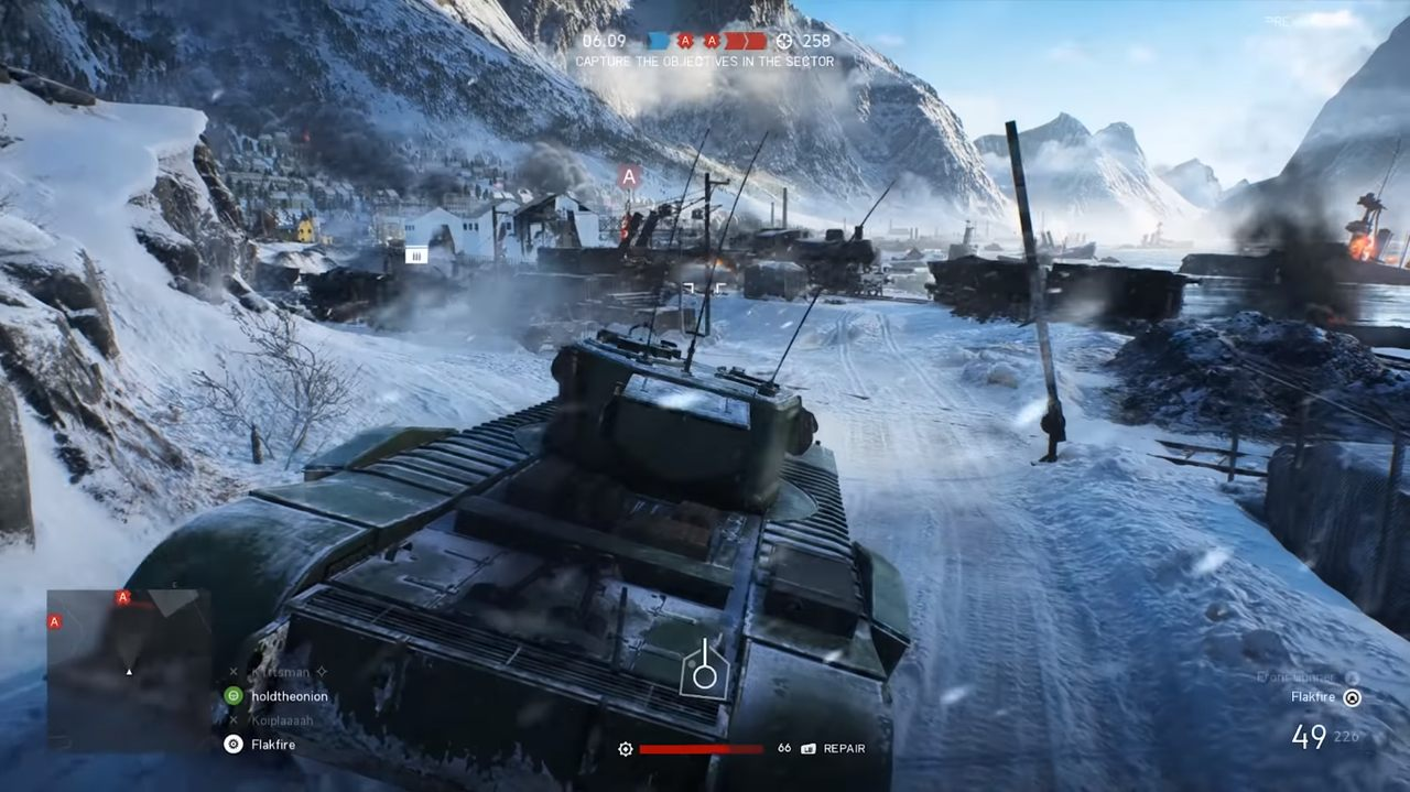 Battlefield V PC System Requirements - An Official EA Site