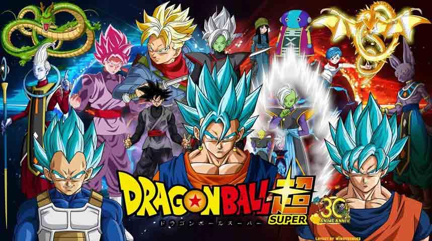 Dragon Ball Super BD (Episode 001 – 131) Subtitle Indonesia