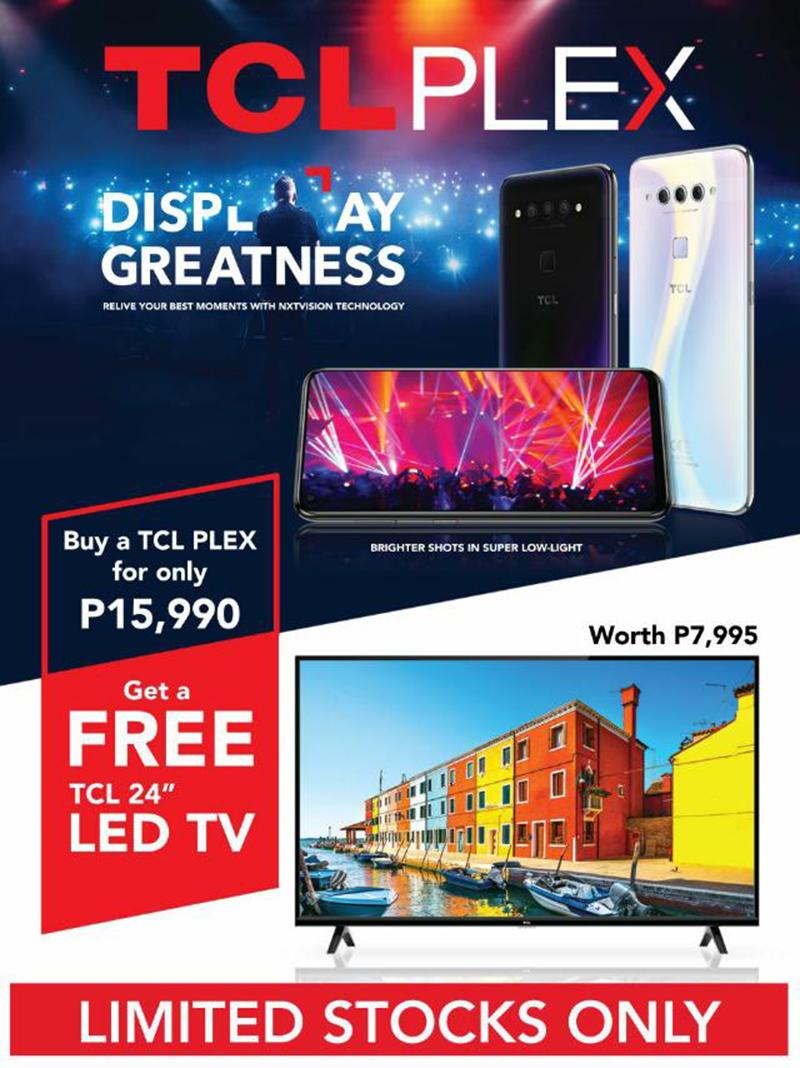 FREE LED TV