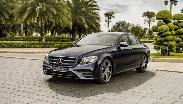 Đánh giá Mercedes E300 AMG phiên bản 2020
