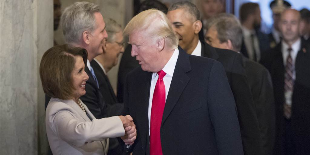 AstroloJew: Trump's State of the Union, Astrology, and Nancy