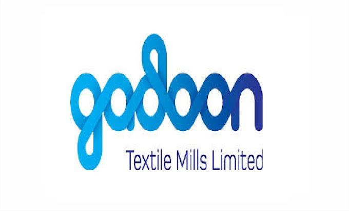 Gadoon Textile Mills Limited Internship October 2021
