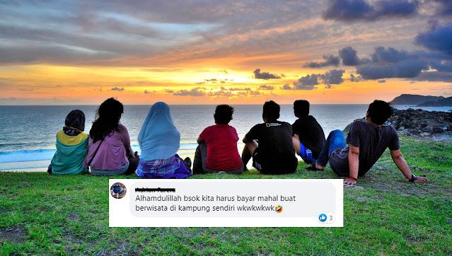 Bukit Merese dan Tanggapan Netizen Soal pembangunan Lapangan Golf