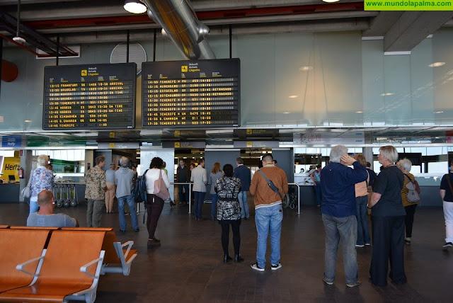 La Consejería de Obras Públicas, Transporte y Vivienda destina 190.000 euros a pagar el servicio de control de temperatura en puertos y aeropuertos