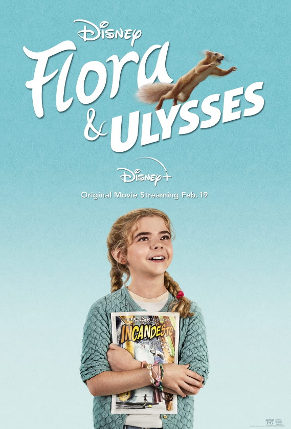 Flora and Ulysses 2021