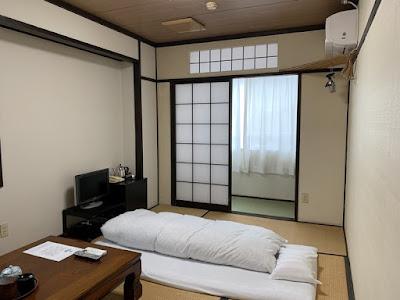 白山苑 6畳和室