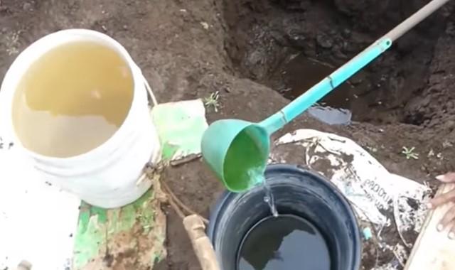 penyebab kelangkaan air bersih