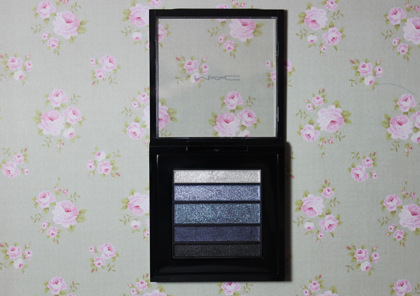 mac bleuluxe veluxe pearlfusion shadow review