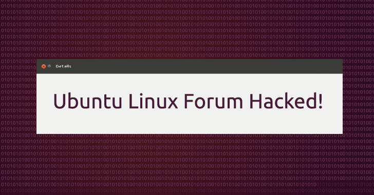 Ubuntu Linux Forum Hacked! Once Again