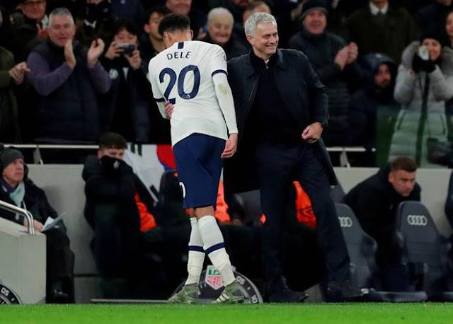 MU hòa 2 trận liên tiếp: Bị Mourinho - Tottenham vượt bao bậc trên BXH? 2