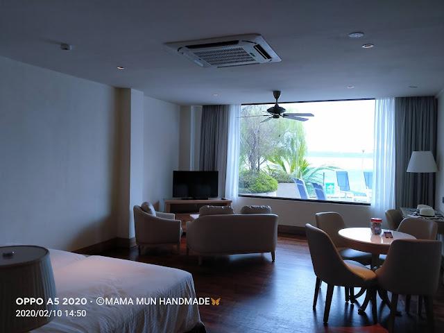 ocean suite royale chulan cherating villa