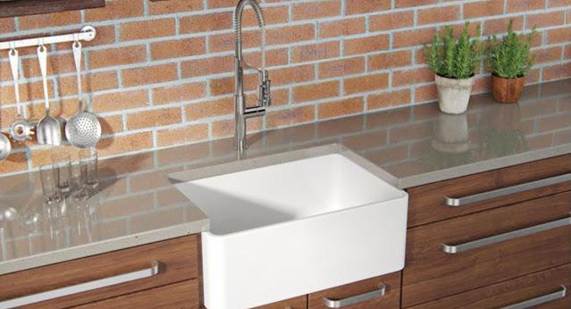 La Toscana kitchen sink