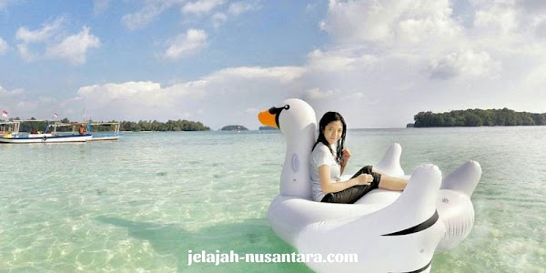 rencana perjalanan wisata pulau pramuka