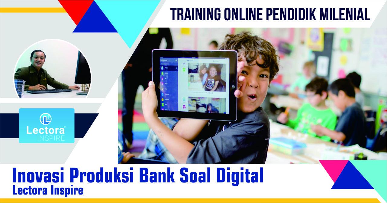 Training Produksi Bank Soal Digital