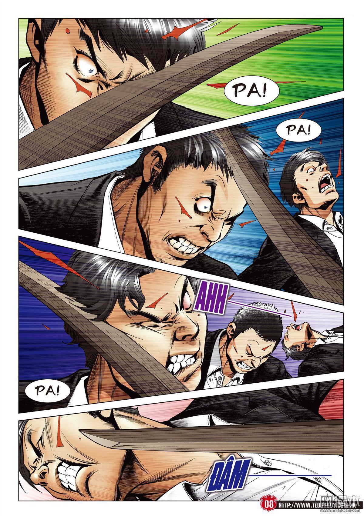 Người Trong Giang Hồ chapter 2067: ánh tỉ làm phản trang 6