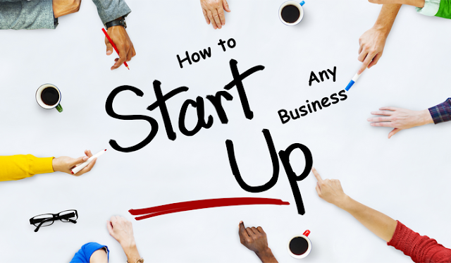 How To Start Up Any Business - 15 Steps Complete Guide