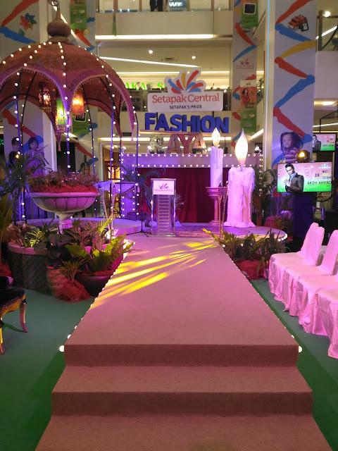 Setapak Central Mall Celebrates Hari Raya With #fashionraya