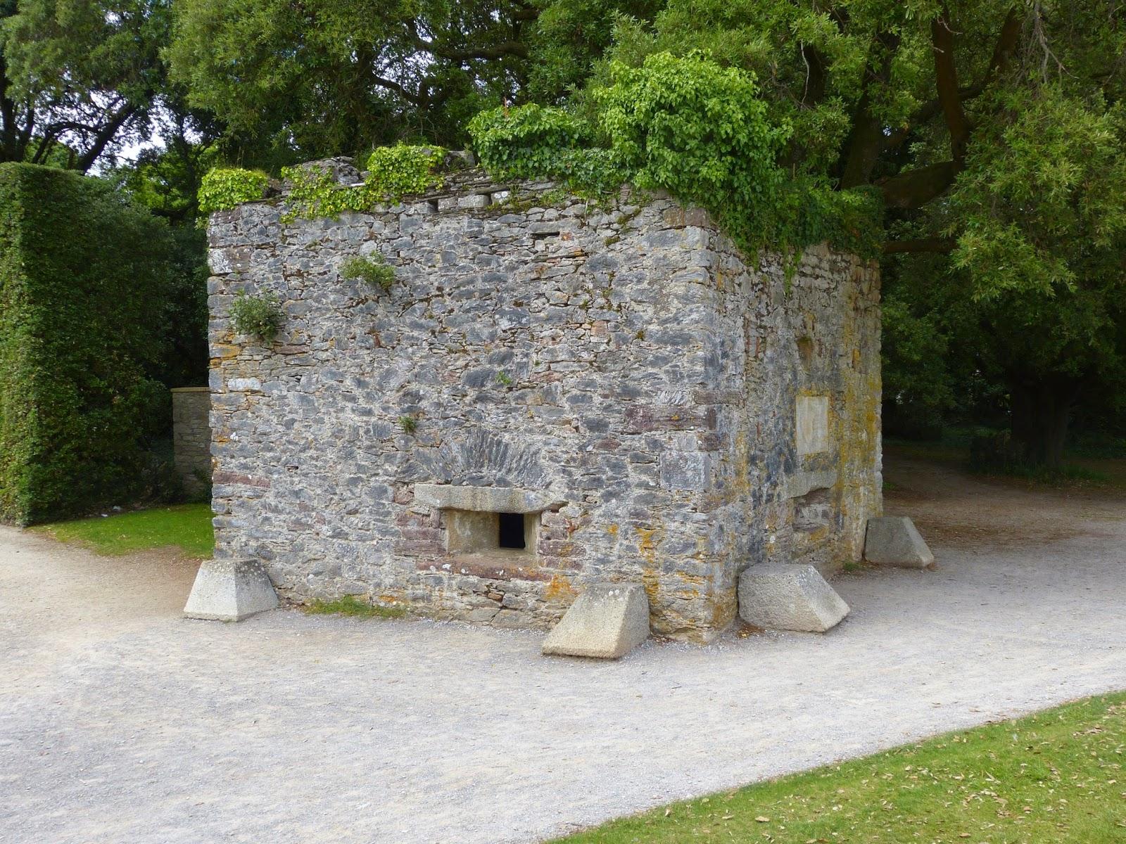 Tudor blockhouse