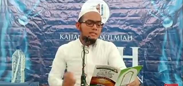 Ustadz Farhan, Ustadz Farhan Abu Furaihan, Pembubaran kajian,