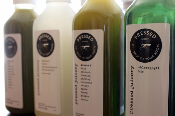Pressed Juicery Chlorophyll H2O