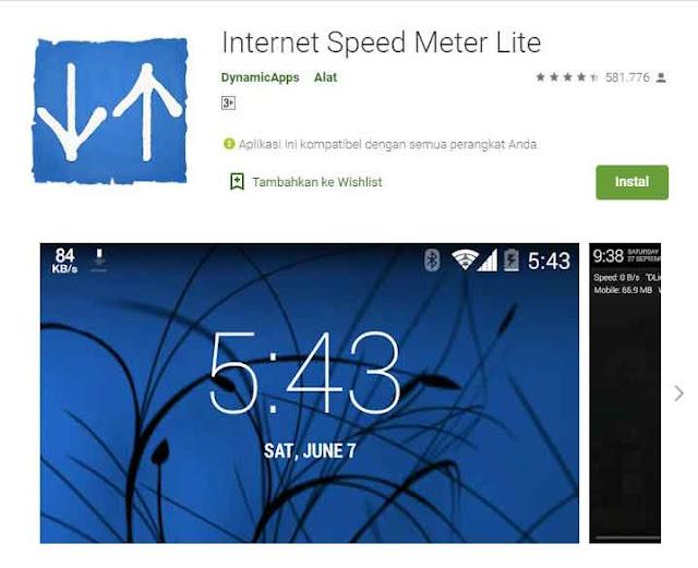 Aplikasi untuk menghemat paket data internet