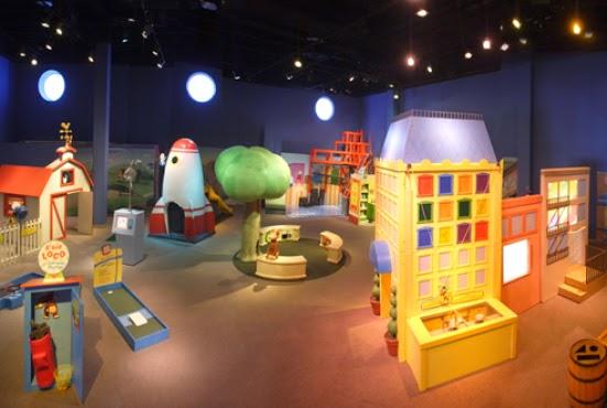 Museu das Crianças de Manhattan em Nova York