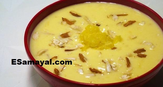 ருசியான பருப்பு பழ பாயசம் செய்வது ! Paruppupala Payasam Recipe !