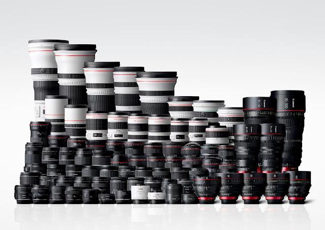 Leak: Tutte le lenti che Canon annuncerà nel corso del 2020
