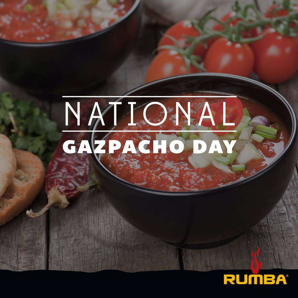 National Gazpacho Day Wishes Images download