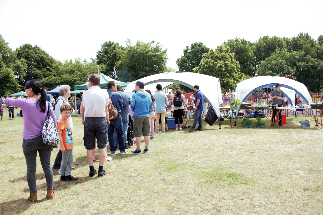Friends of Selly Oak Park: Selly Oak Festival