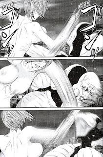 Reseña de Gigant vol. 3 de Hiroya Oku. - Ivrea