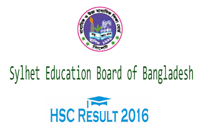 How to get HSC result 2016 Sylhet education Board