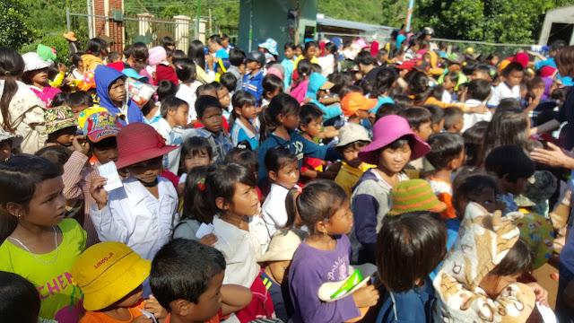 Hôi thiện nguyện Vietnam Smile