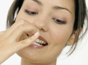 Com faço para parar de roer minhas unhas?
