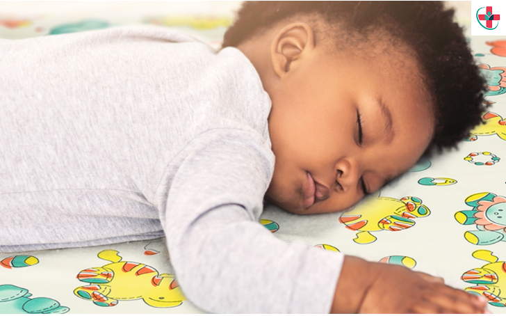 HOW TO HELP YOUR BABY SLEEP WELL AT NIGHT