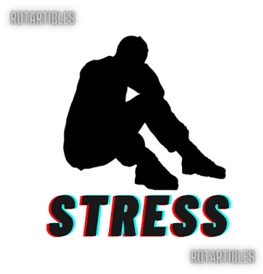 Stress a continuous battle within you