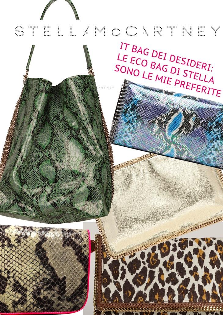 35f2262cae Le borse di Stella Mc Cartney, una scelta cool ed eco e le idee per vendere  i propri accessori online con Private Griffe