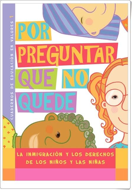 La inmigración y los derechos de los niños y las niñas Por preguntar que no quede FETE UGT