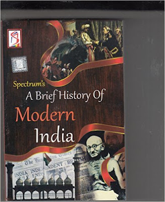 Download Free A Brief History Of Modern India by Rajiv Ahir Book PDF