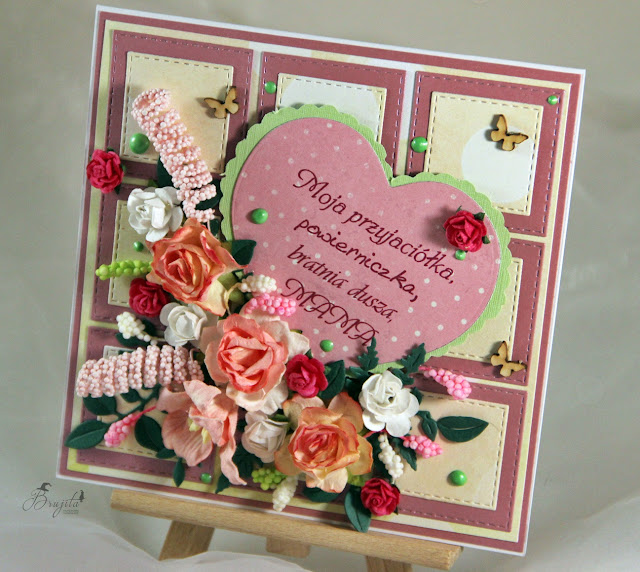 dzien mamy, dla niej, Magiczna karta, Magia Ombre, inspiracje, pomysł na prezent dla mamy,