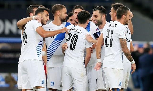 Ακούστε πώς μετέδωσε τα γκολ του Ελλάδα-Μολδαβία το Sportsnewsgreece