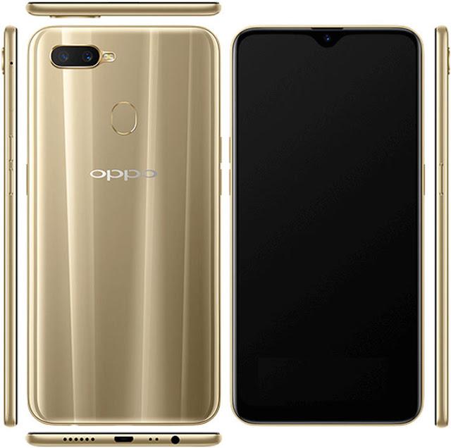 <br/>Harga Oppo A7 untuk pasaran Indonesia<br/>