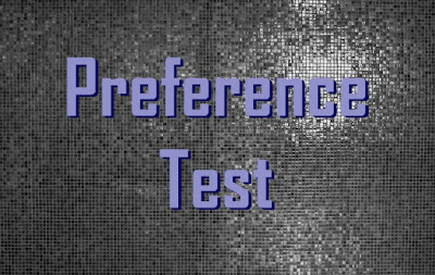DBI | Preference Test