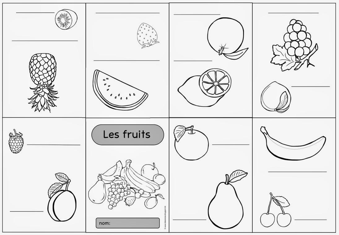 Gemütlich Obst Und Gemüse Malvorlagen Für Kinder Fotos - Malvorlagen ...