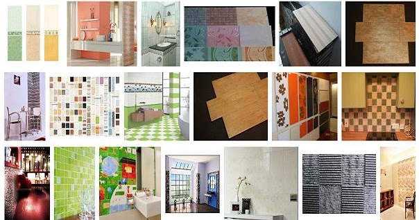 Kitchen Design And Cabinets Wall Tiles To Beautify Your Home