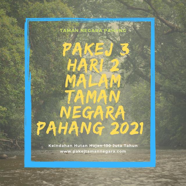 Pakej pulau perhentian 2021 / 2022