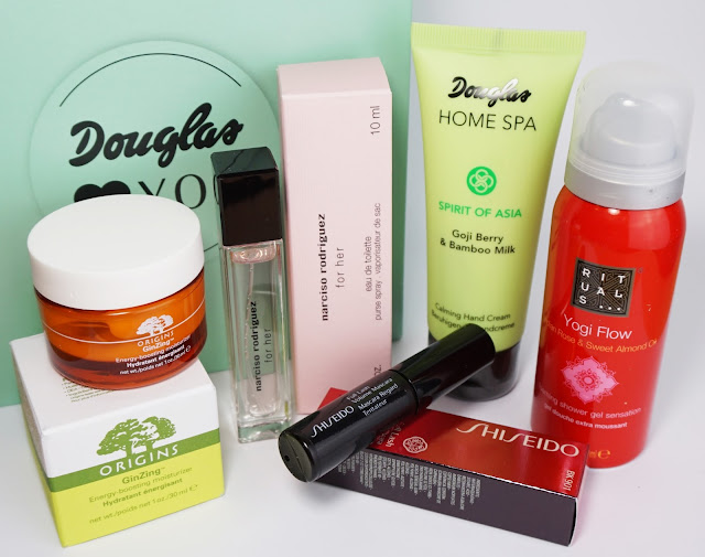 Douglas - Box of Beauty (Oktober 2015 - Österreich-Edition) Origins, Rituals