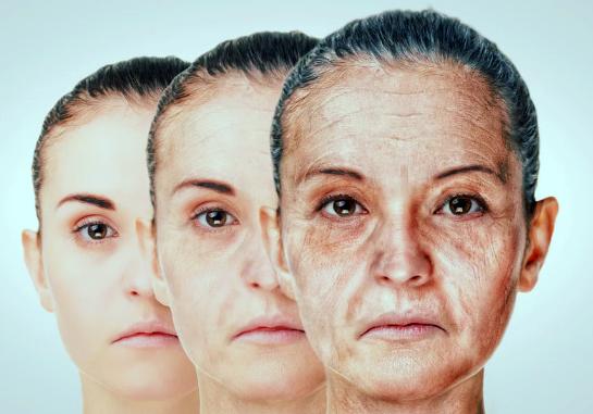 منتجات مكافحة الشيخوخة للعناية بالبشرة